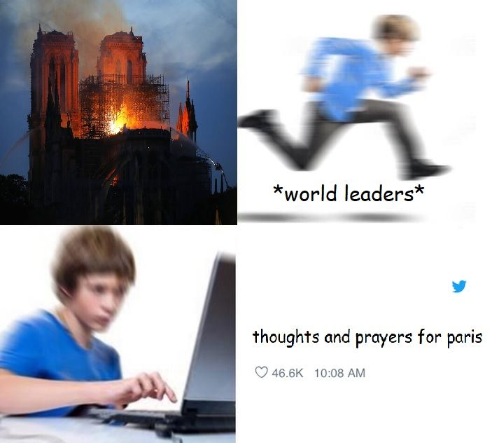 terrible tragedy
