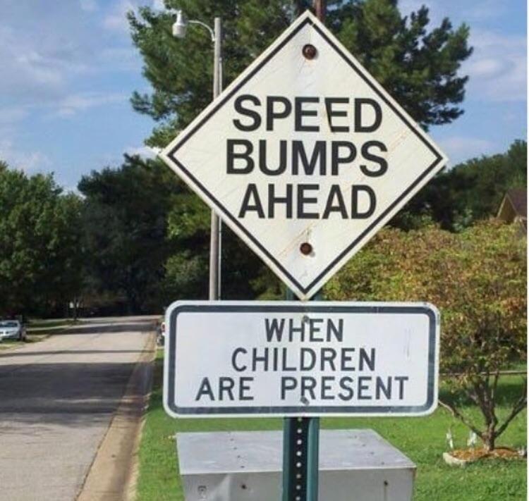 *Speeds up*