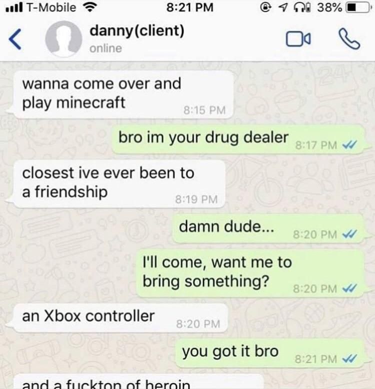 anything for Danny