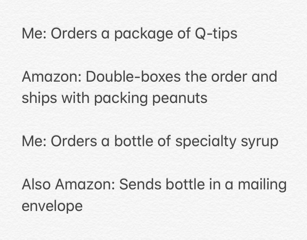 Thanks, Amazon