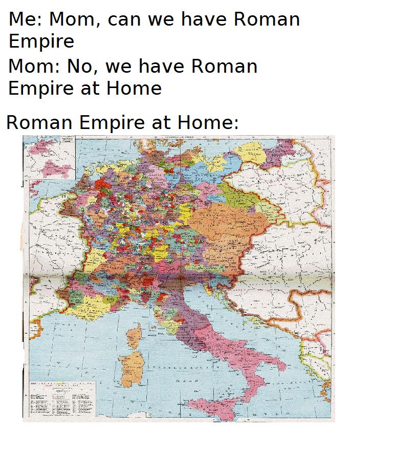 Press F for Rome