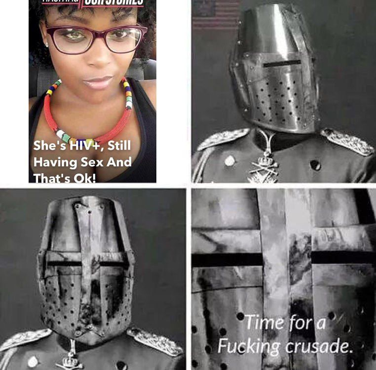 Crusade now please