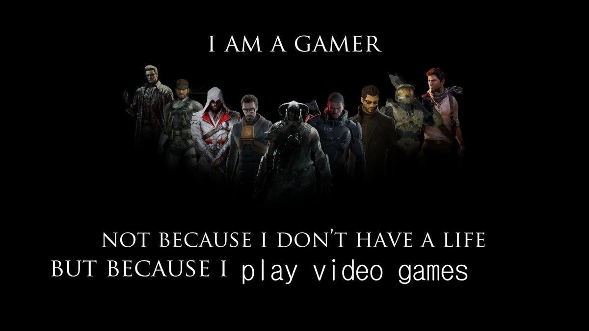 gamers can relate