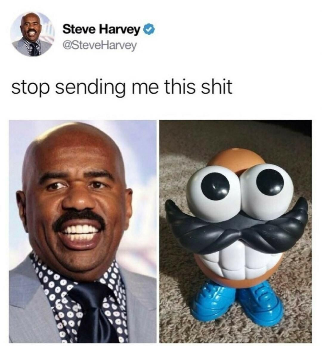 Mr. Potato Harvey
