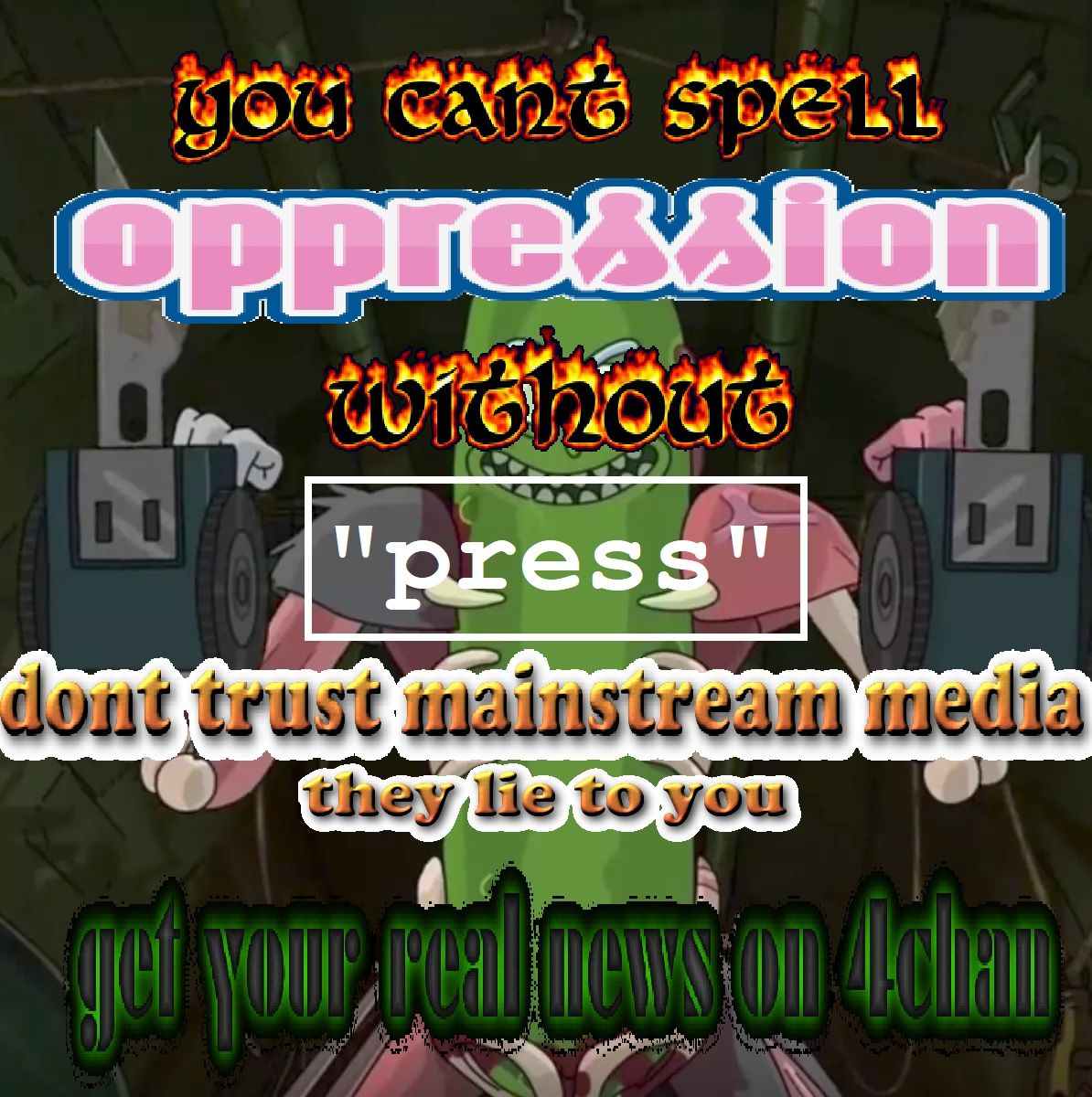 mfw journalists hate gamers