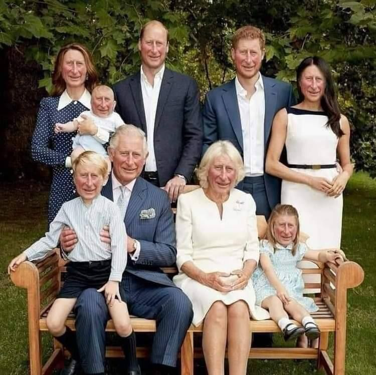 All the royals