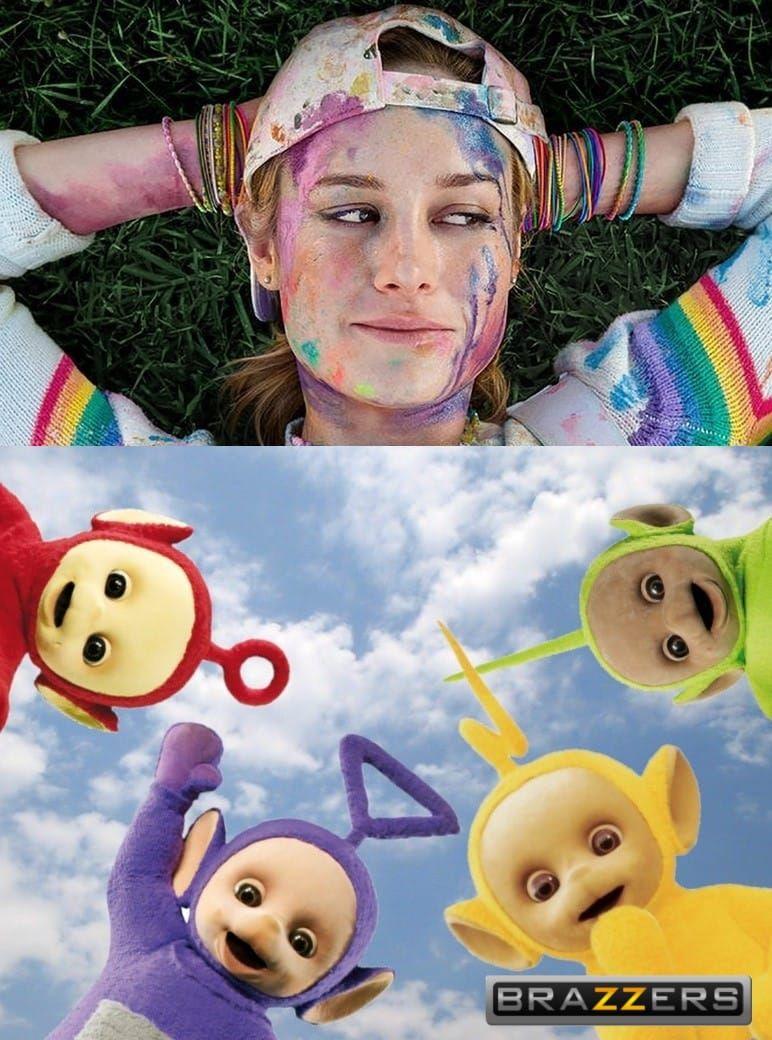 Childhood fantasies, I guess.