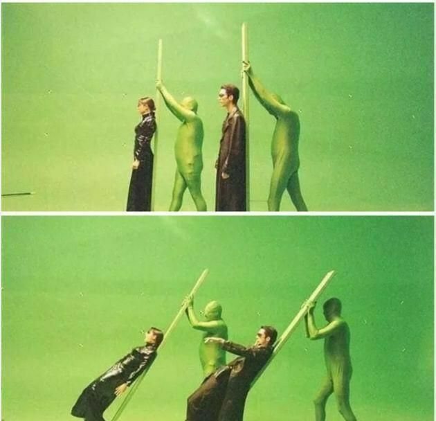 Best Supporting Actors in The Matrix