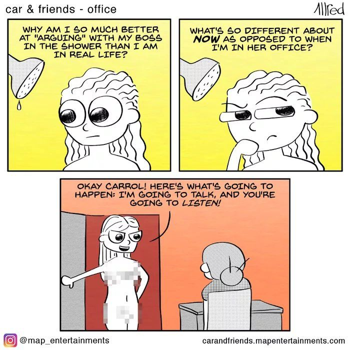 Shower argument