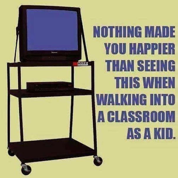 Substitute Teacher Day!