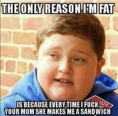 Anyone say i'm fat? :D