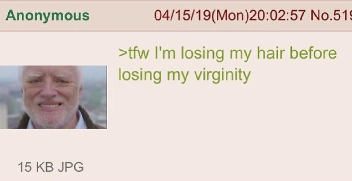 Anon has a bad life