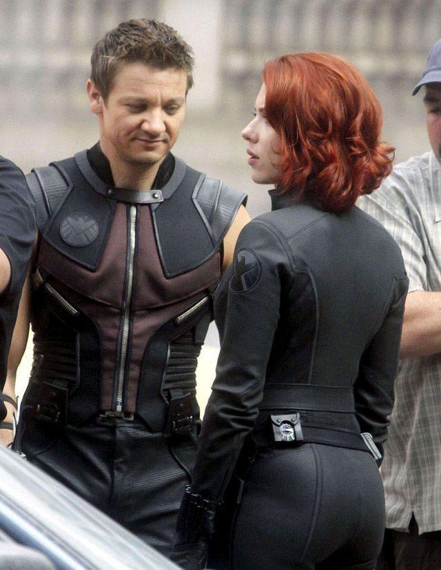 Hawkeye - Eyes always on target!