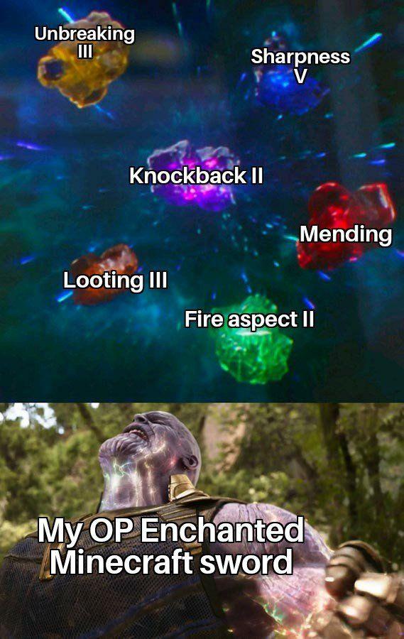 Finally a worthy sword