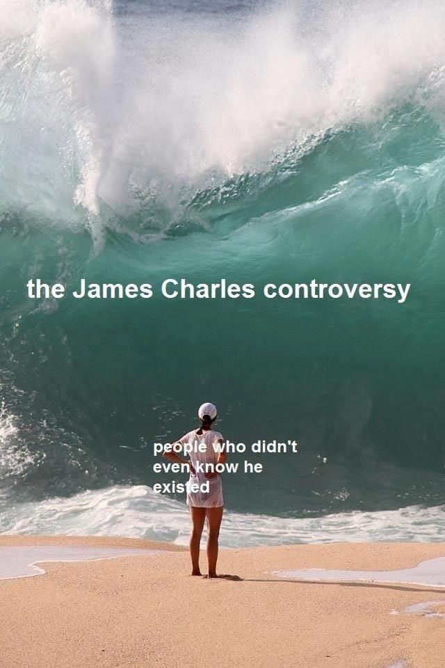 James who?
