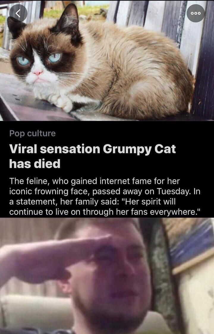 We lost another legend boys