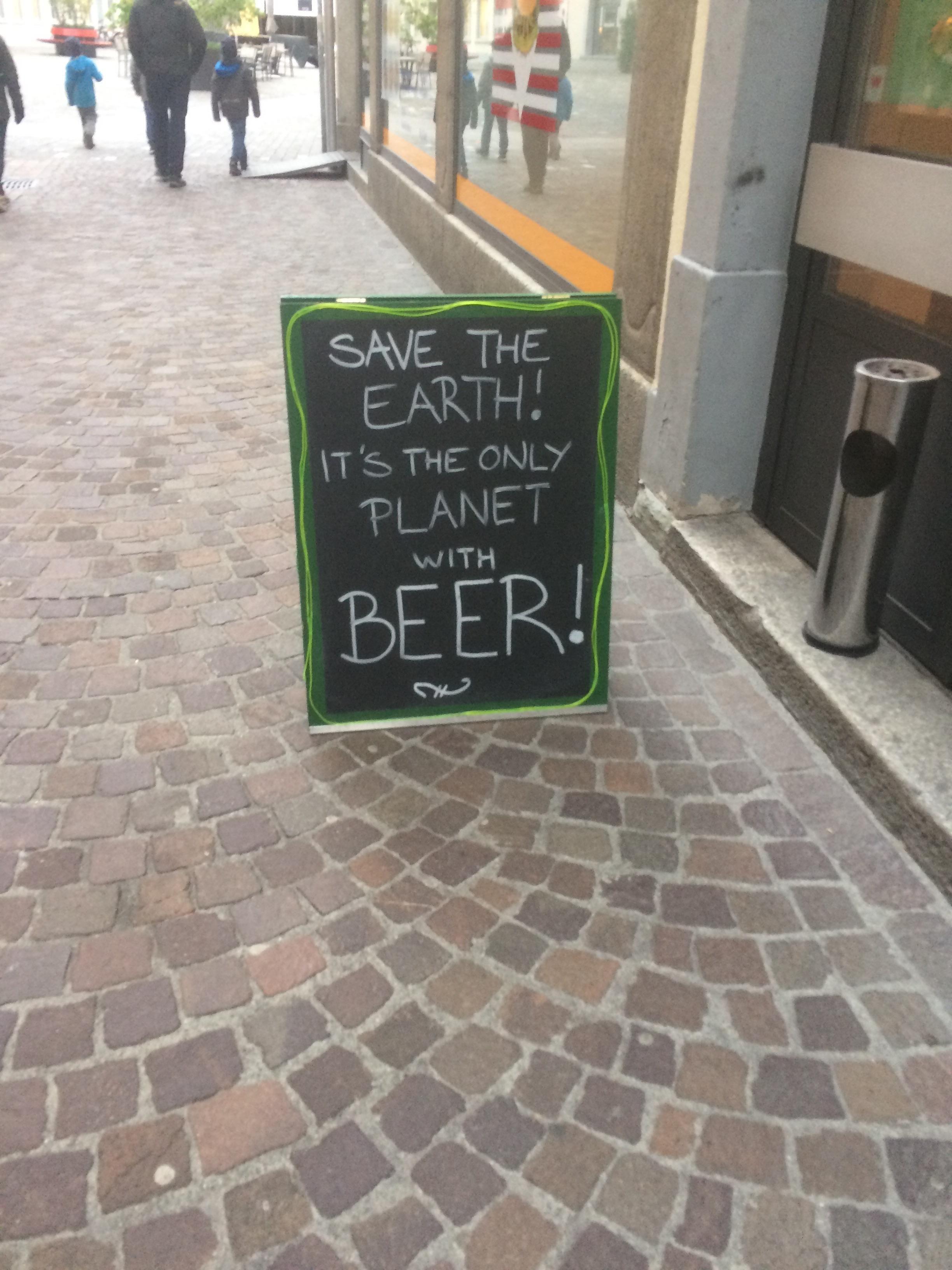 Had a good chuckle walking past a local Pub