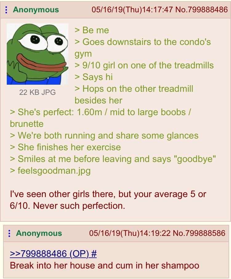 Anon gets great advice