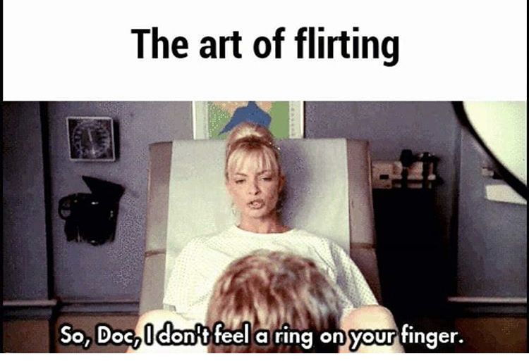 Flirting Level 100