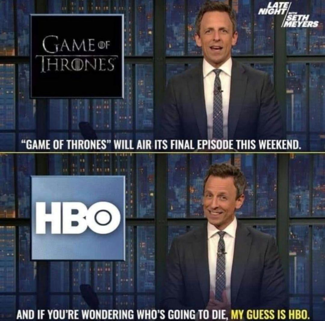 R.I.P HBO