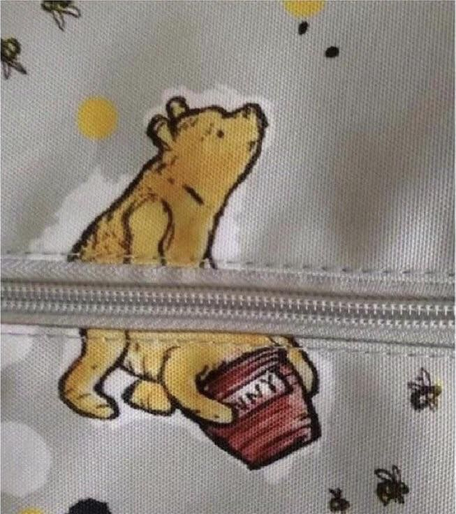 While sewing, always remember that pattern placement is key.