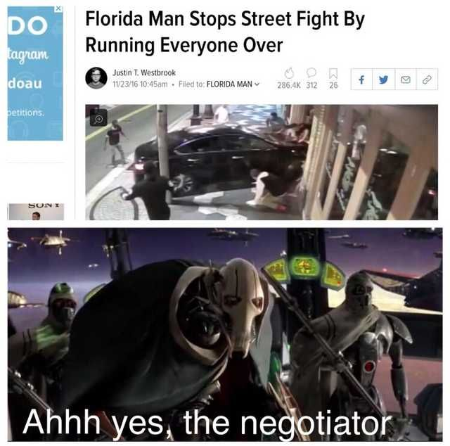 The hero we need!