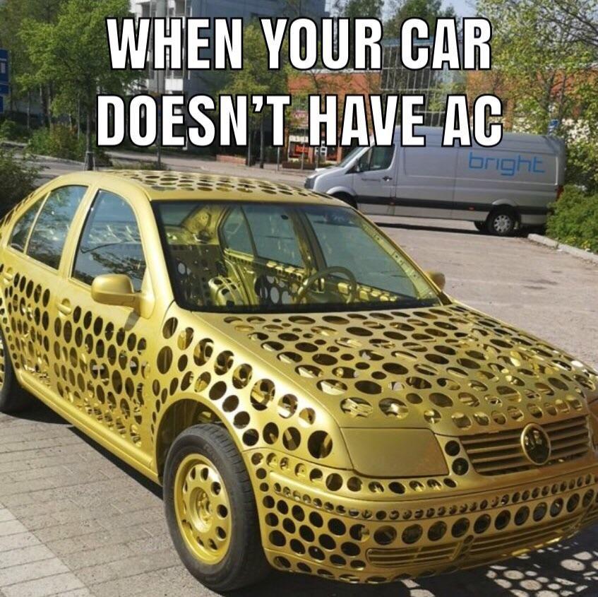 No AC? No problem!