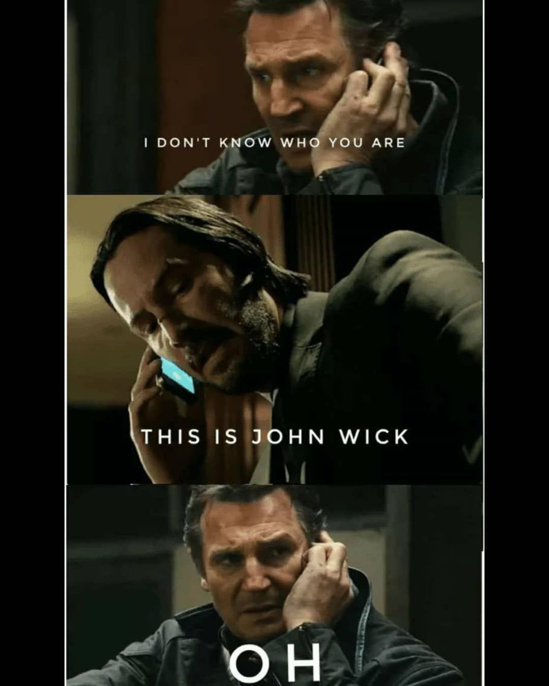 John Wick, Taken