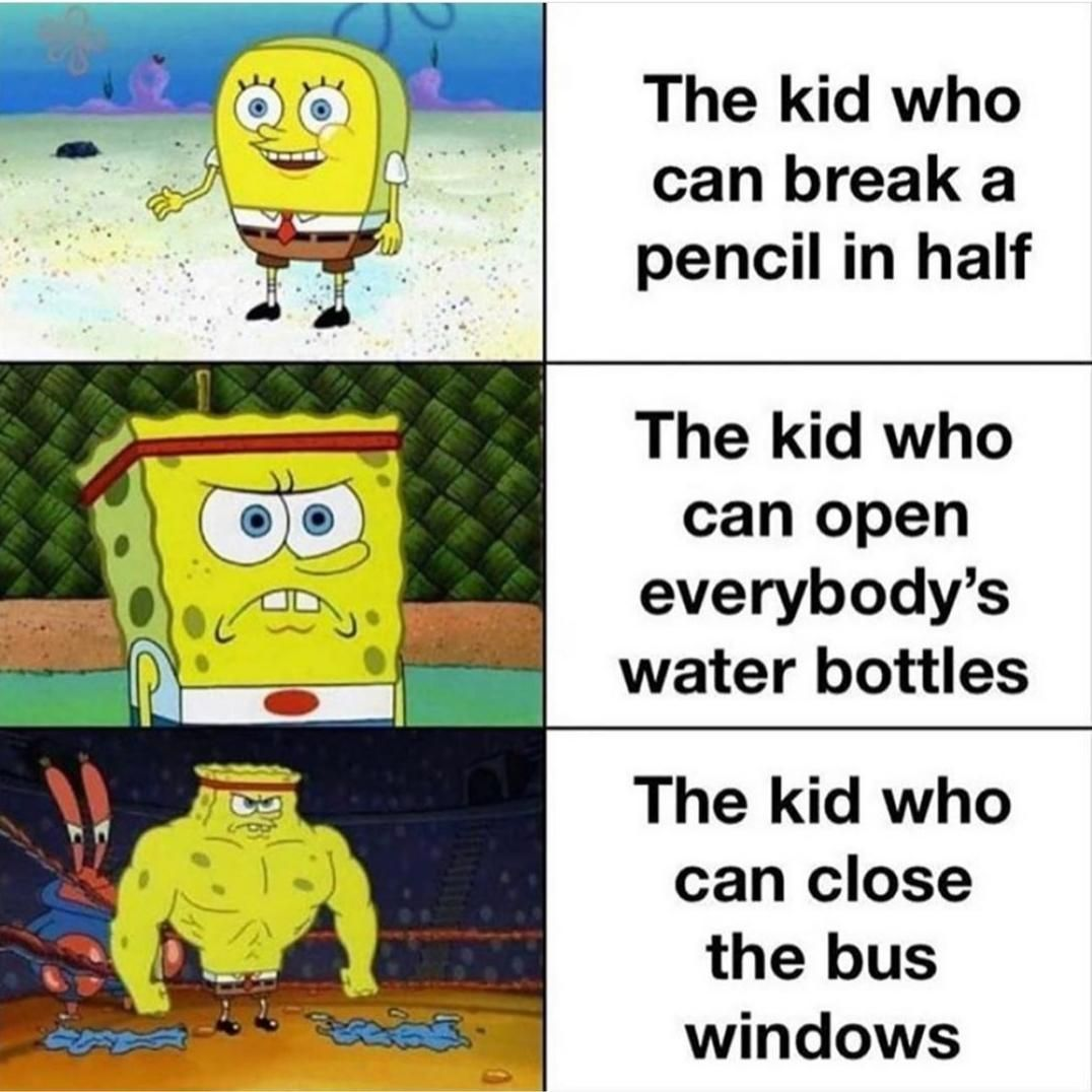that strong kid