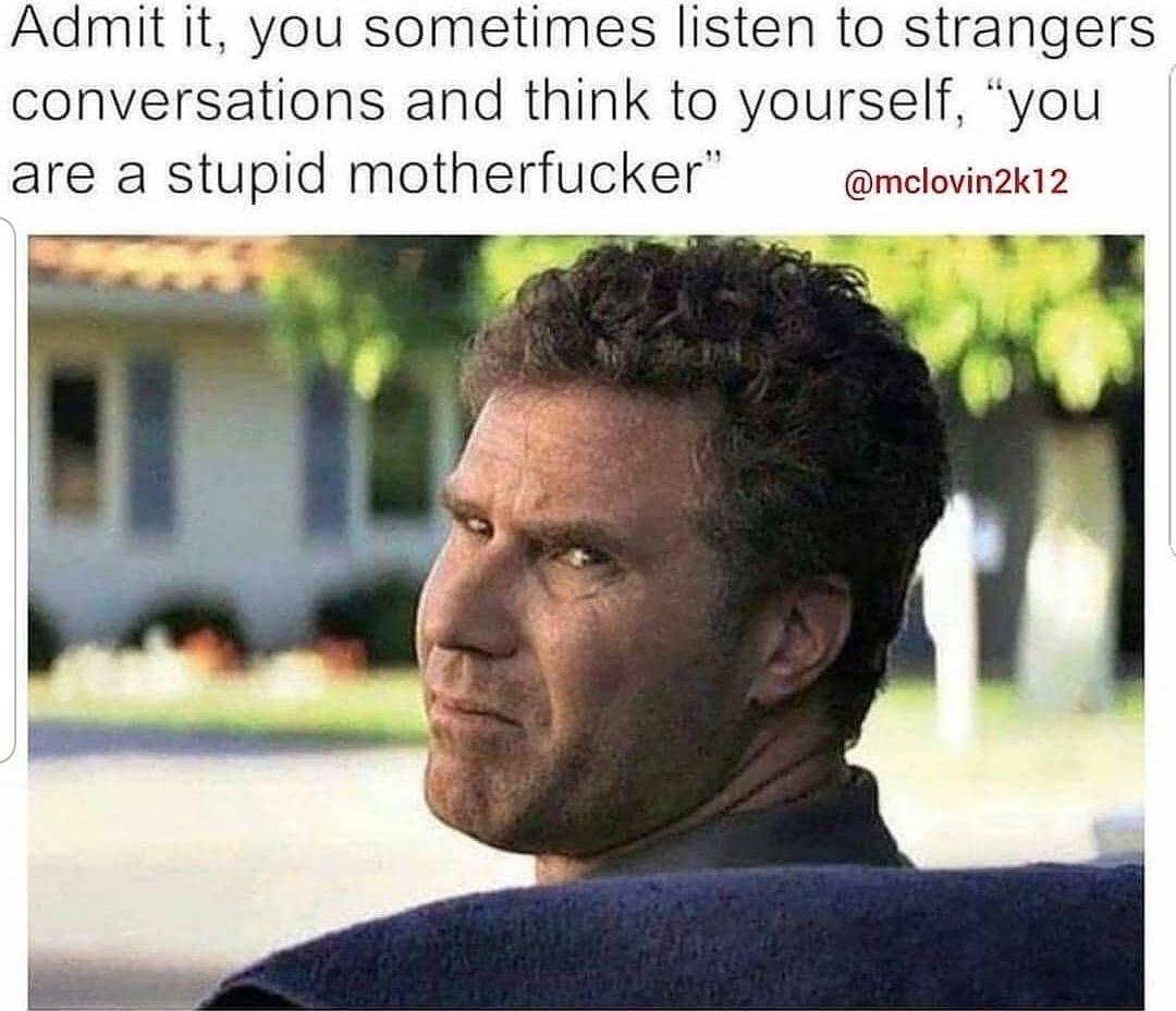 Just plain stupid!