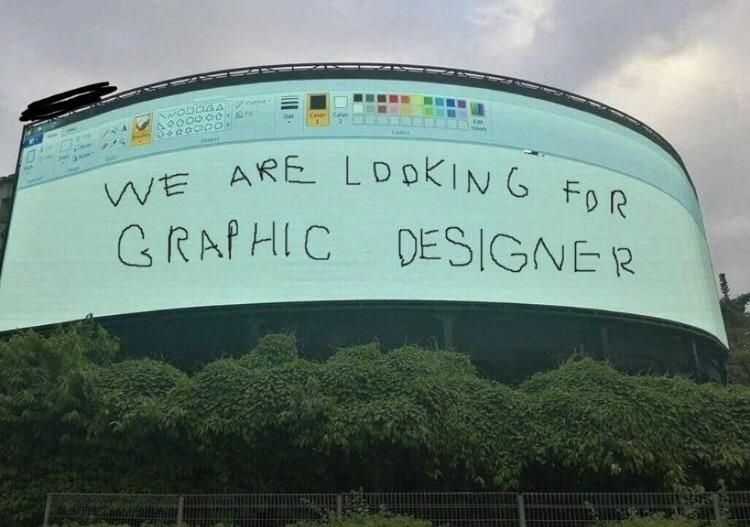 Highest level of advertising