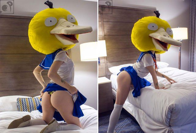 I always knew Psyduck succs but thats not how I imagined it