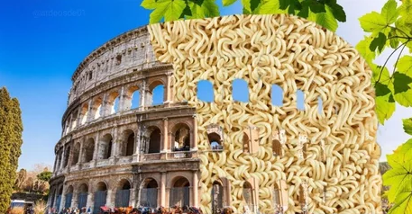 The restoration of the coliseum is looking pretty good