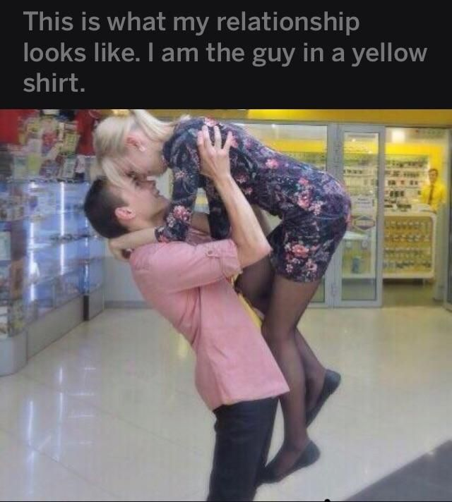Can we get a F in the chat for our man in yellow.