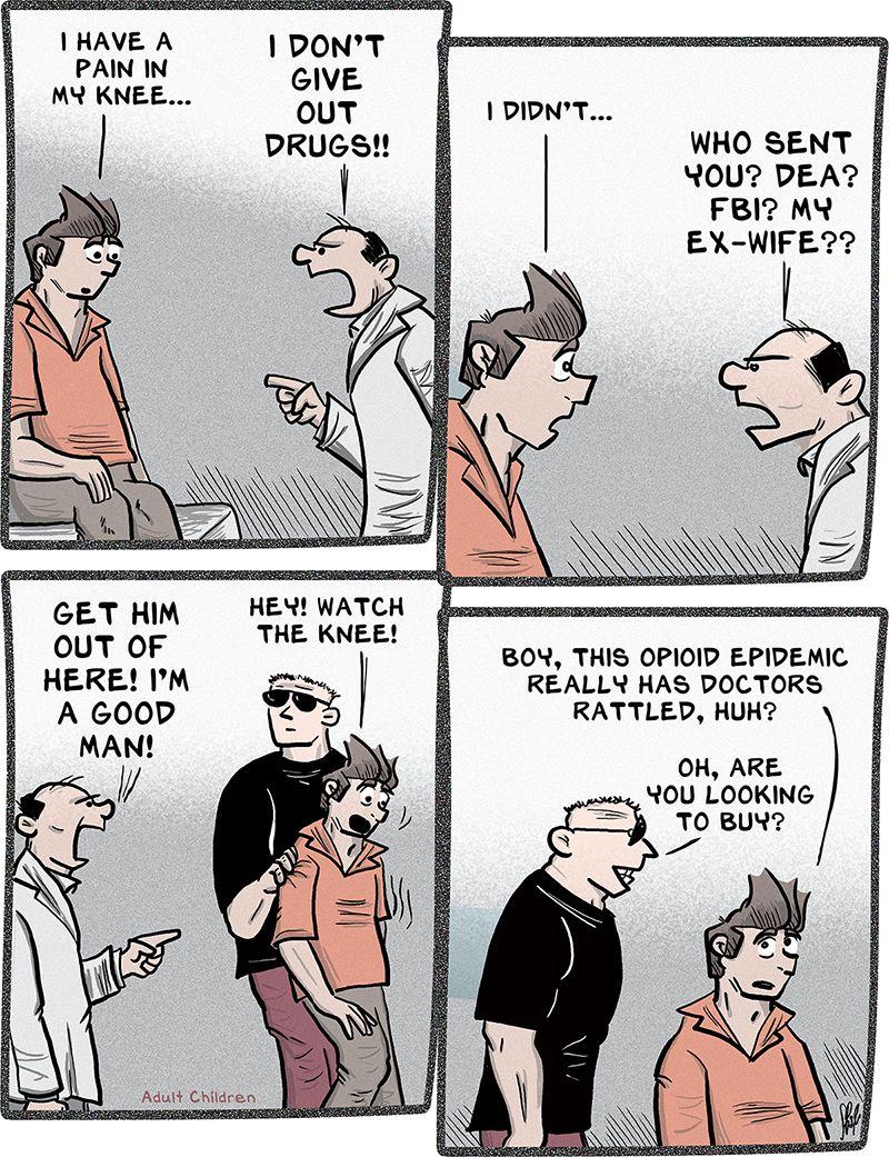 Doctors & Opiates