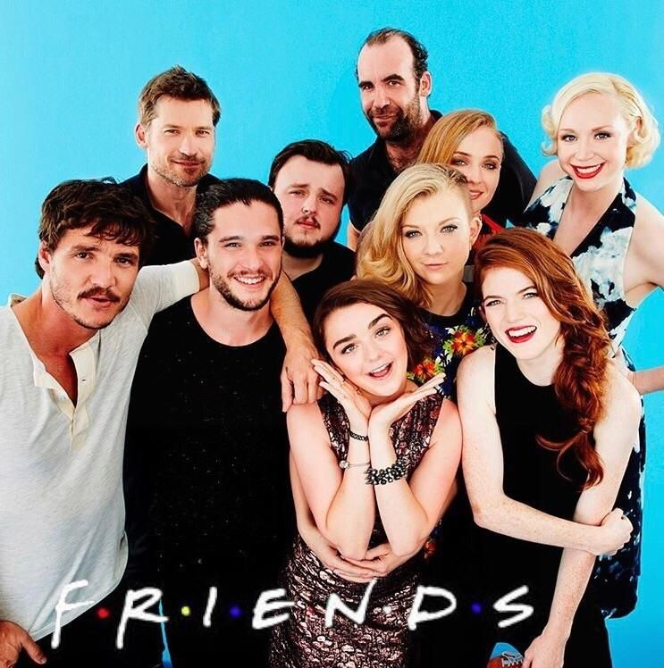Game of Friends