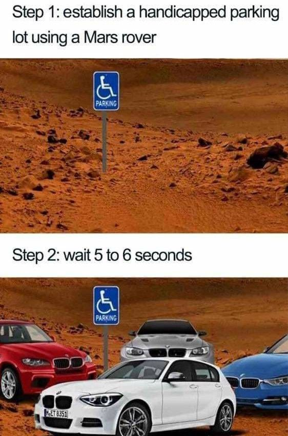The easiest way to get humans to Mars