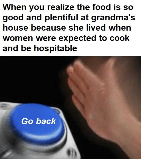 Women cooking is great.