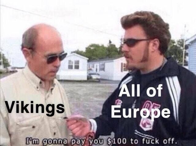 the Viking Age in a nutshell
