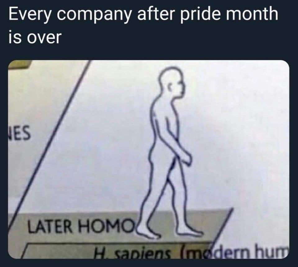 No homo sapiens