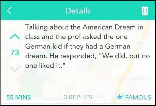German dream