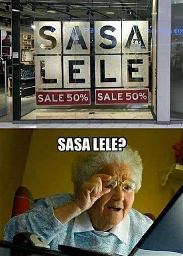 Sasa Lele?