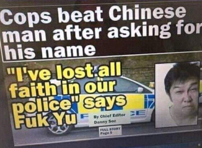 Chinese names lol