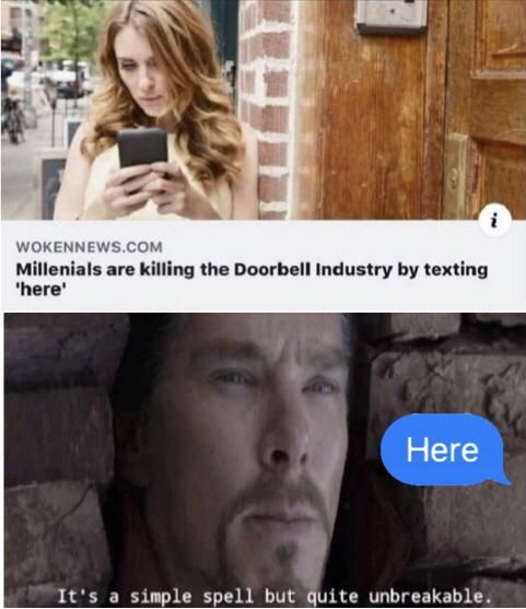 What about the knocking industry