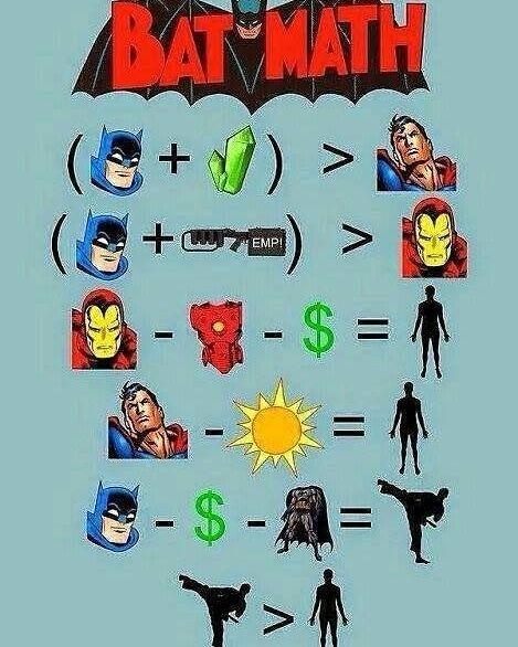 Bat math