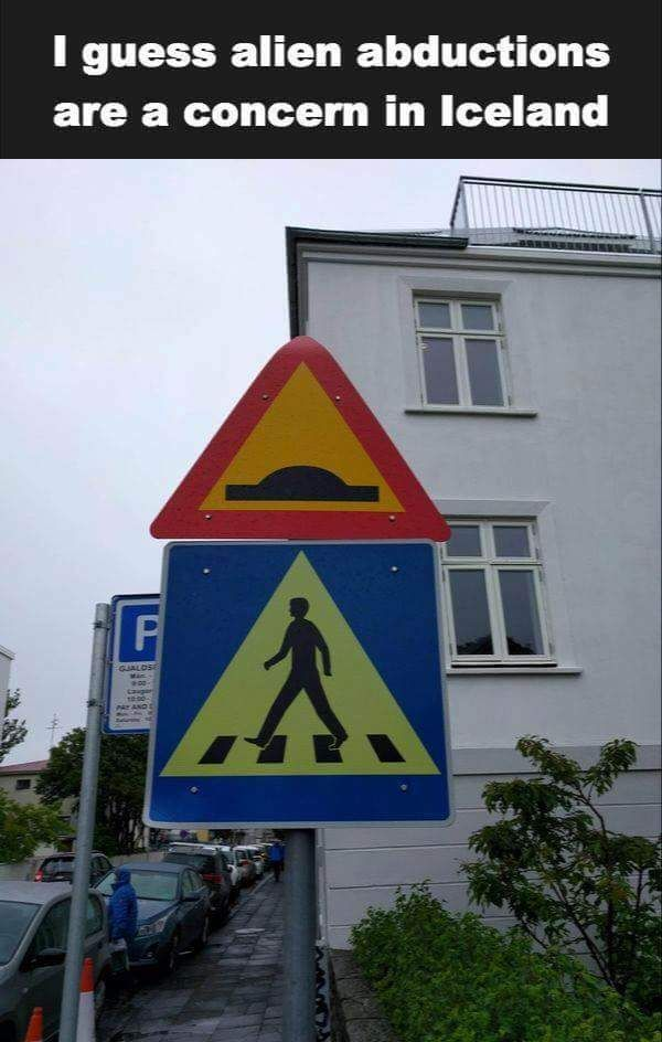 WARNING: ALIEN ABDUCTIONS