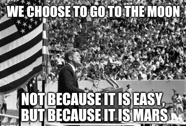 JFK said it first