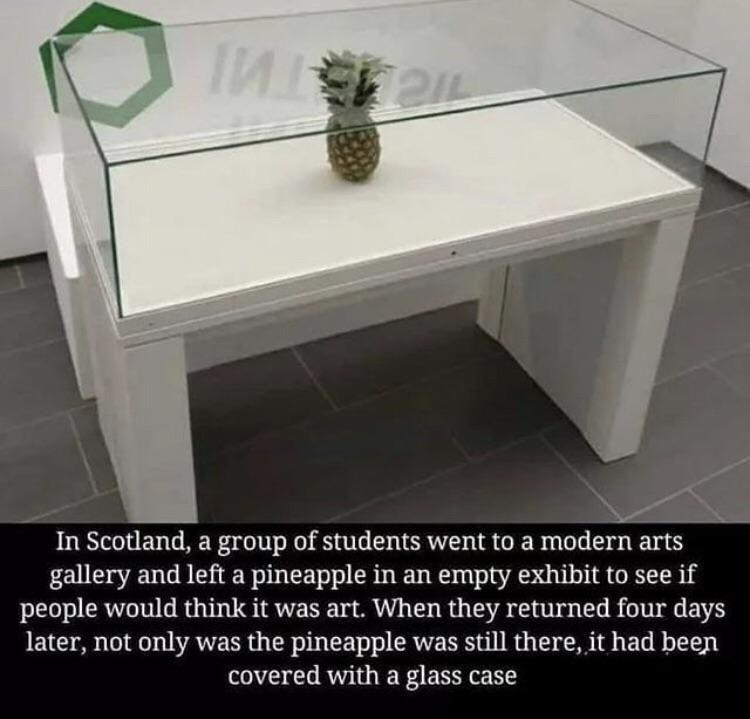 Ahh, modern art
