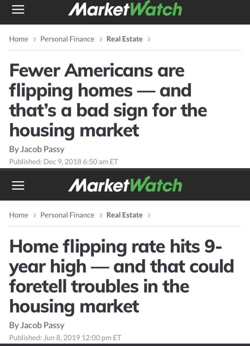 Housing market predictions: DOOM