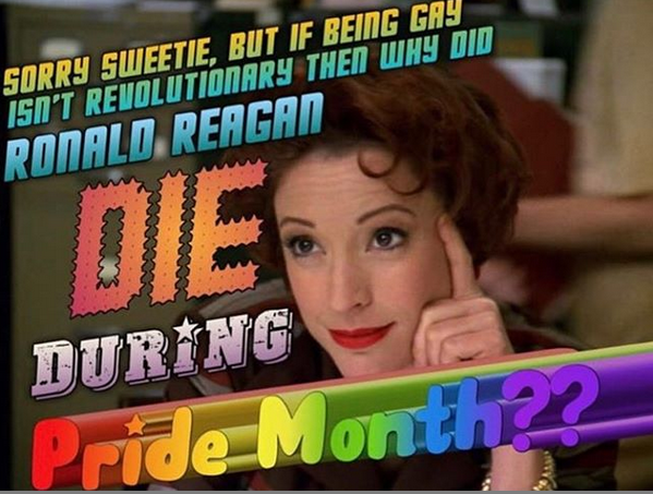 Happy pride month, 5 days too late